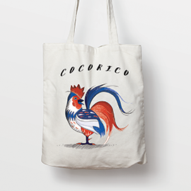 [totebag-cocorico